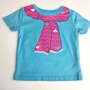 Hanna Andersson Tee Girls Size 80